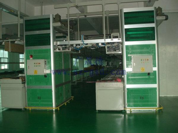 LCD液晶显示屏总装线2