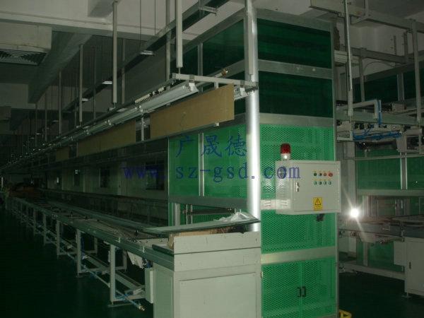 LCD液晶显示屏总装线3