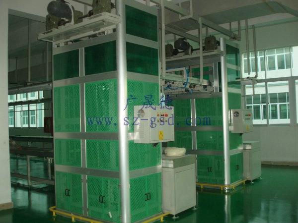 LCD液晶显示屏总装线4